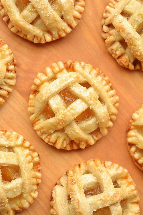 Mini Apple Pies #applerecipes