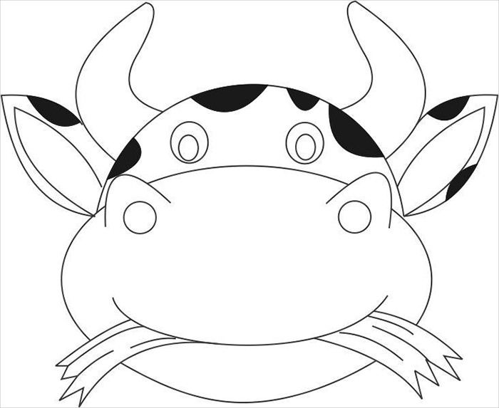 Animal Mask Template   Animal Templates   Free U0026 Premium Templates  Free Mask Templates