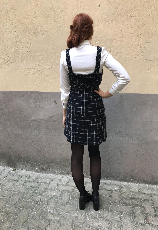 128 Un altro Look da collegiale • Stile di moda
