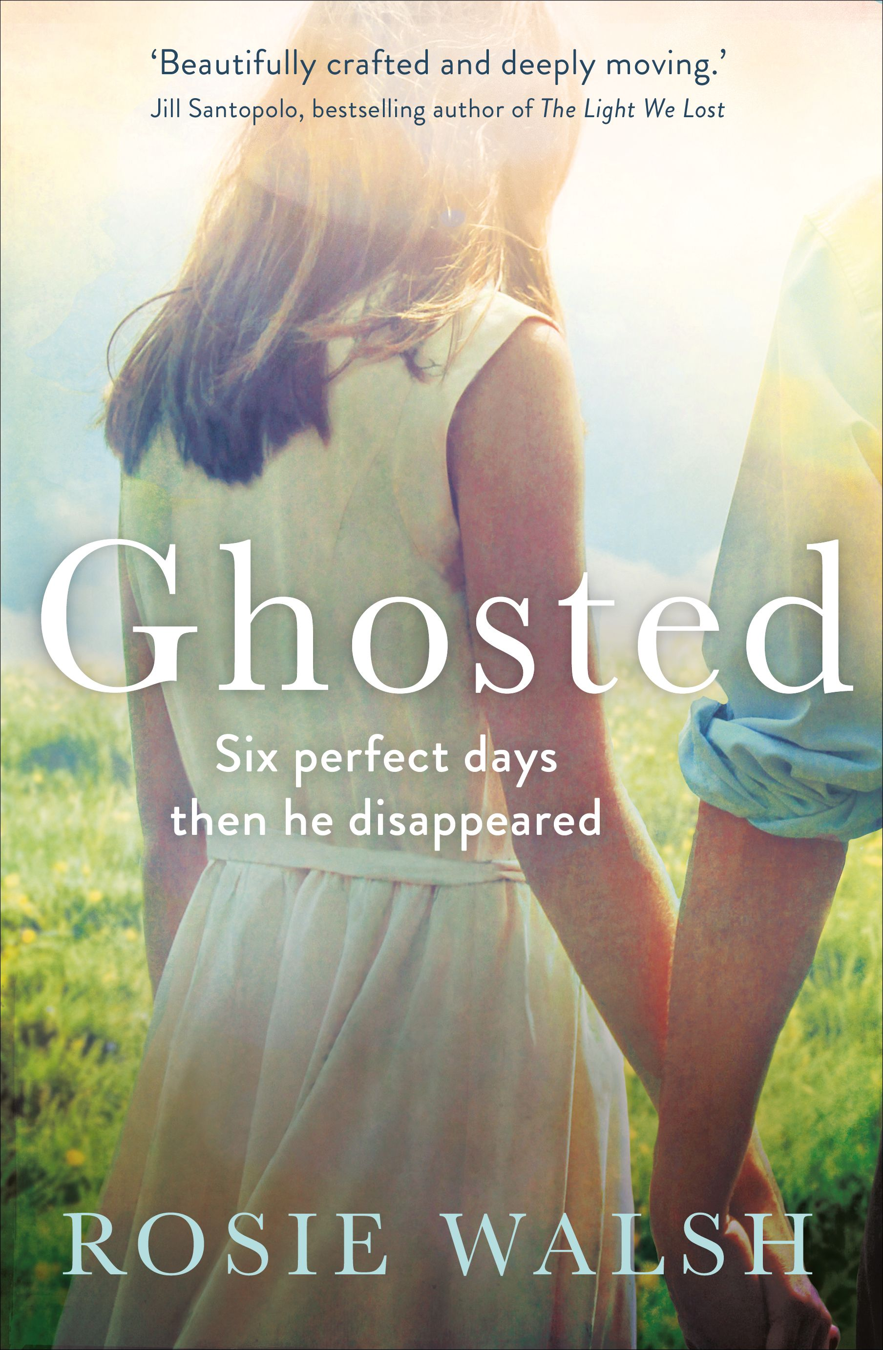 It was the perfect love story… until he disappeared. GHOSTED by Rosie Walsh will be available July 2018!