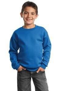 Promotional Products | Children's Sweatshirts | Custom Apparel...This Youth Crewneck Sweatshirt can be customized with a logo or design. If your child is in an event or on a sports team, handing out custom sweatshirts will make you a popular parent!