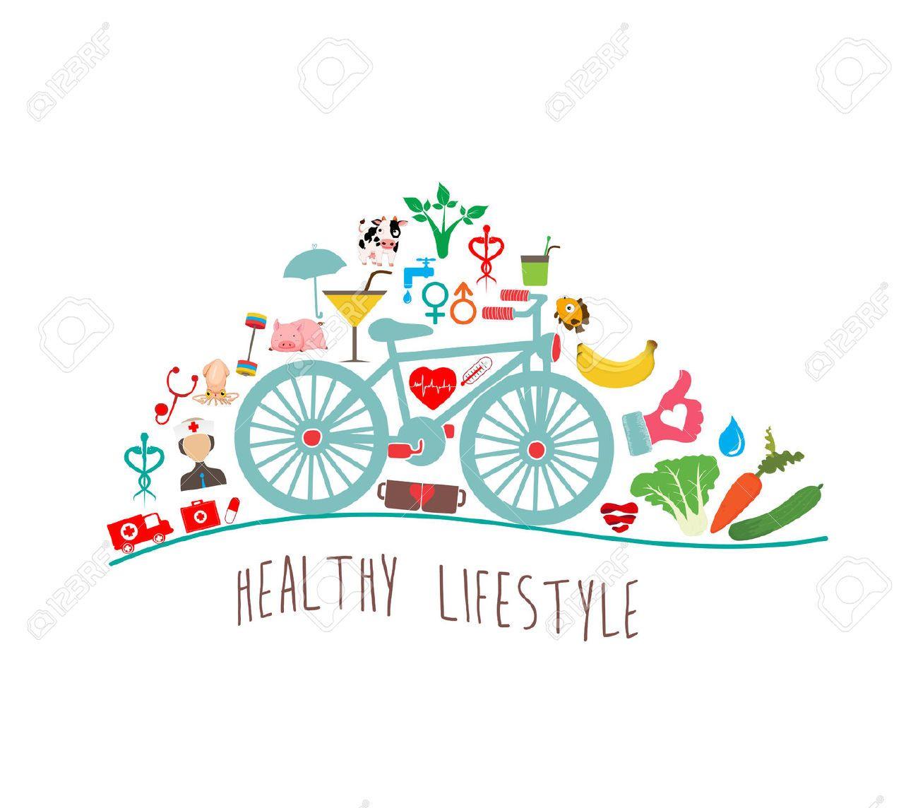 Pin de Maria Emilia en ideas para logo | Healthy lifestyle ...