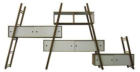 DIY Shelving Inspiration « Grassroots Modern U2013 A Shelter Blog Focusing On  Affordable Modern Furniture And