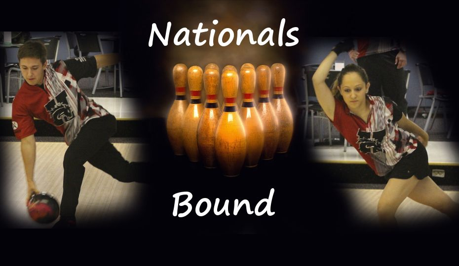 Hastings college mens and womens bowling qualifies for