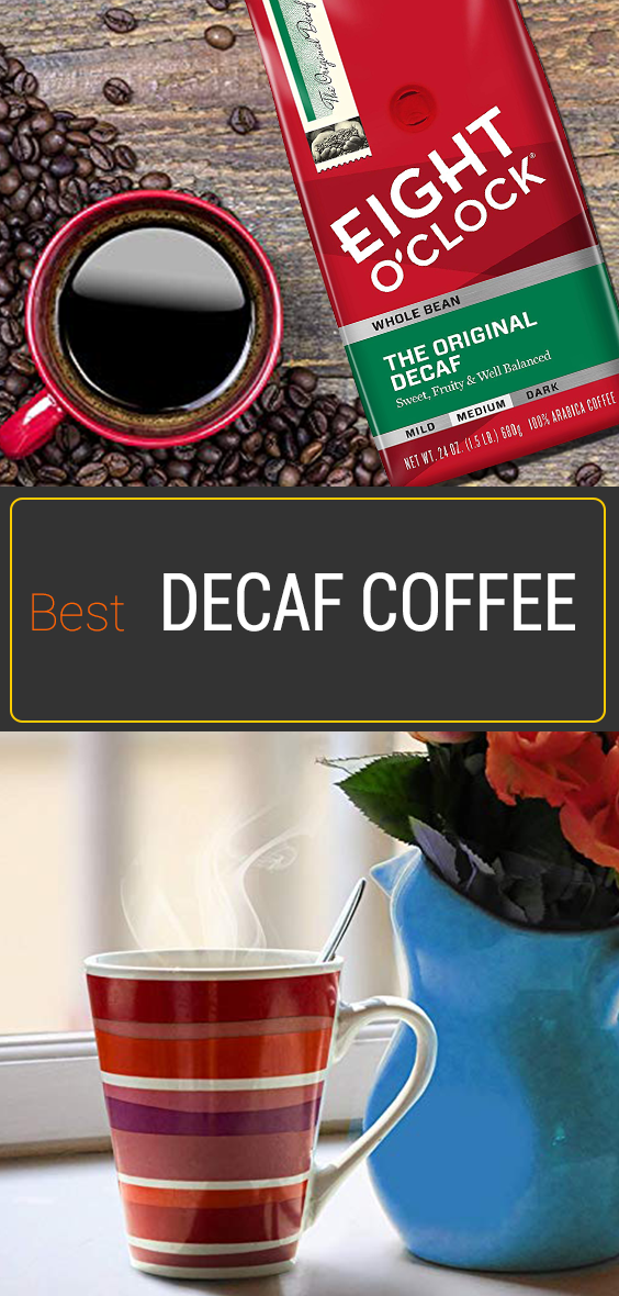 15 Best Decaf Coffee Healthy, Flavorful, and in Different