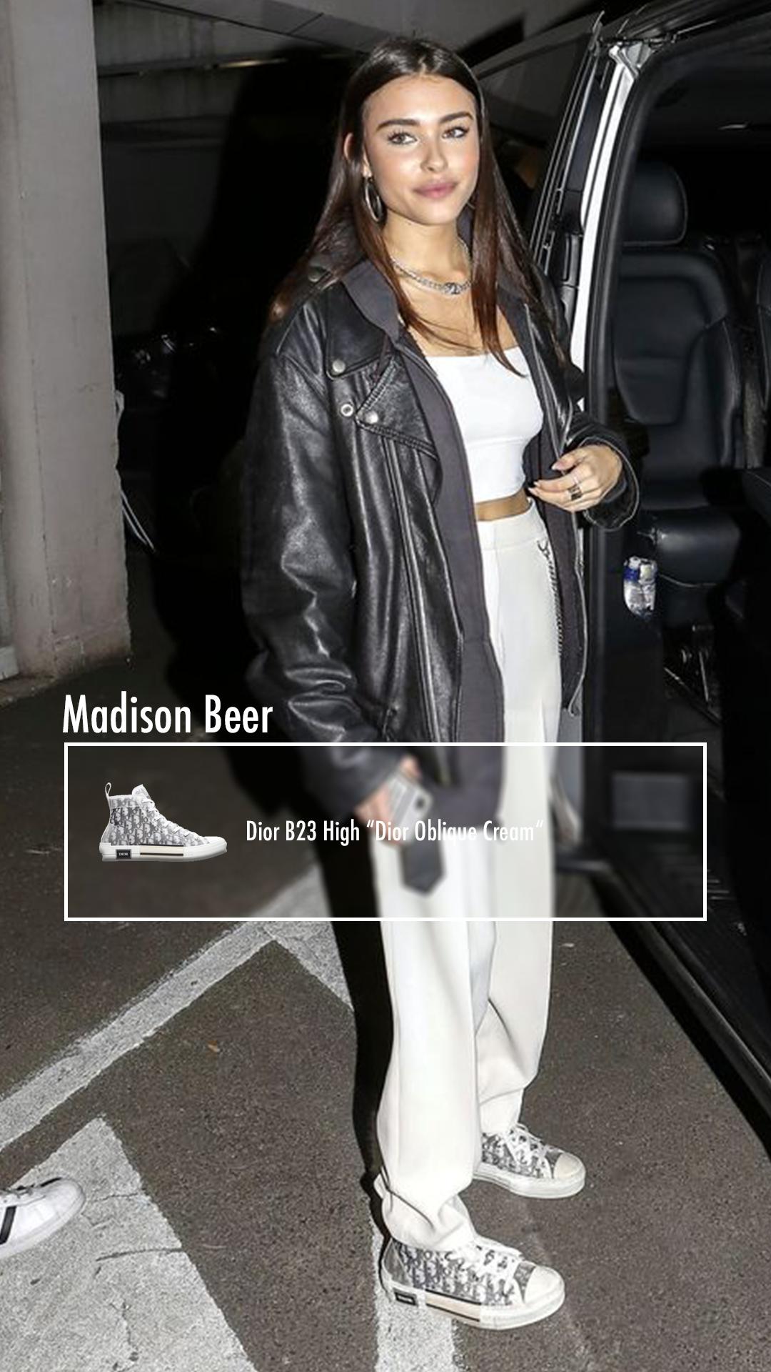 Madison Beer: Dior B23 High \