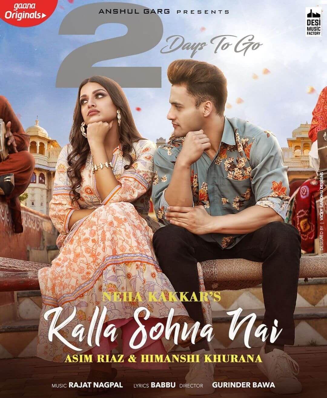 Kalla Sohna Nai Song Lyrics Hindi English Neha Kakkar Best 2020 In 2020 Desi Music Bollywood Songs Songs