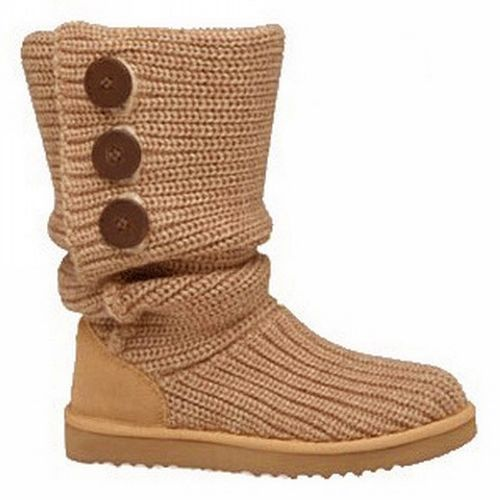 27083bca625 UGG Boots - Classic Cardy - Chestnut - 5819 | Fancy | Ugg boots ...