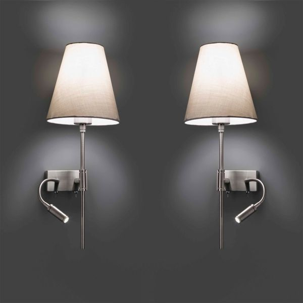 le charme envahissant de l 39 applique liseuse lampes bedroom lighting et. Black Bedroom Furniture Sets. Home Design Ideas
