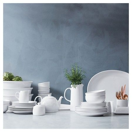 White Hot Classic Dinnerware Collection  Target & White Hot Classic Dinnerware Collection : Target | DINNERWARE ...