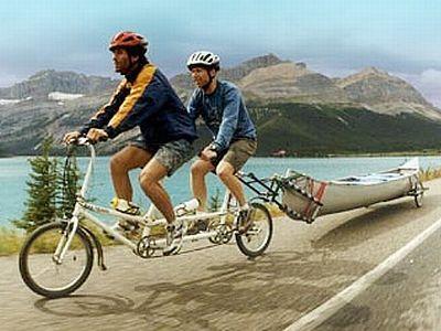Bikeforest.com-canoe-bike-trailer.web   Shared from http://hikebike.net