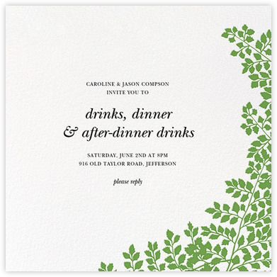Corporate event invitations - Paperless Post -    www - birthday party invitation informal letter