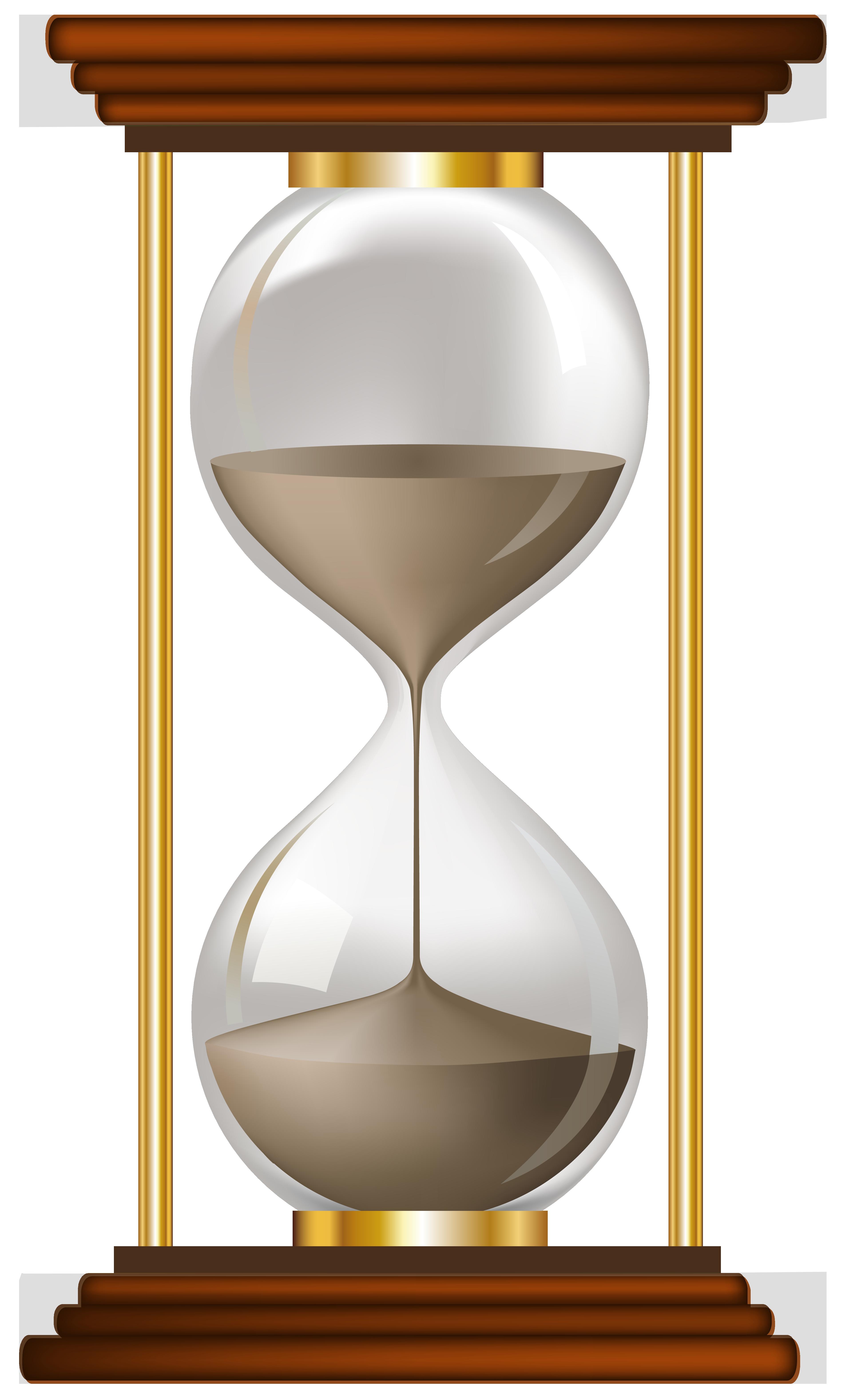 sand hourglass best web clipart art images sands clocks decoupage [ 3815 x 6308 Pixel ]