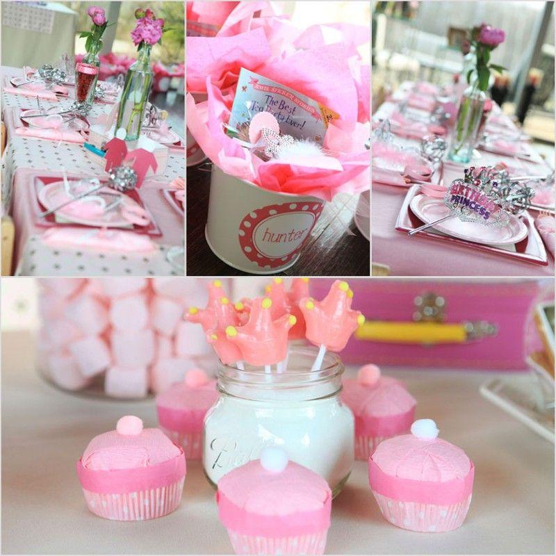 Unique Girls Birthday Decorations