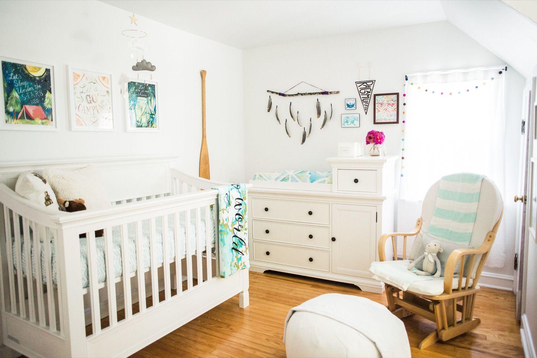 Baby Graham S Nursery Tour