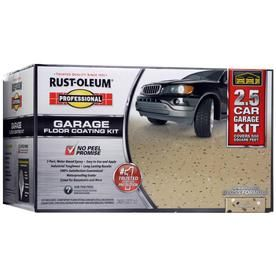 Rust-Oleum High Performance 2-Part Tan Gloss Garage Floor