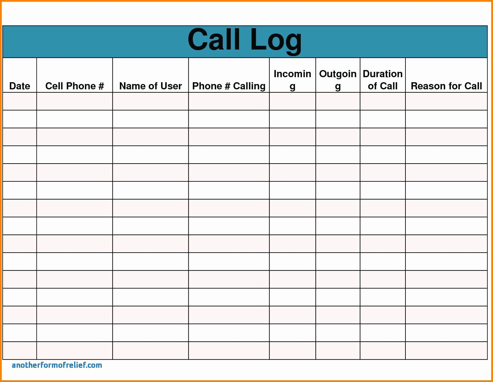 Sales Call Log Template Luxury Template Call Report Template Excel Sales Report Template Report Template Business Plan Template Sales call report template excel
