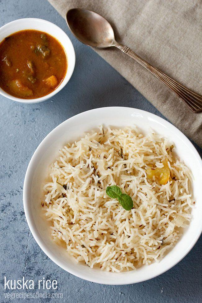El Dhal de lentejas con arroz basmati es un plato originario de la ...