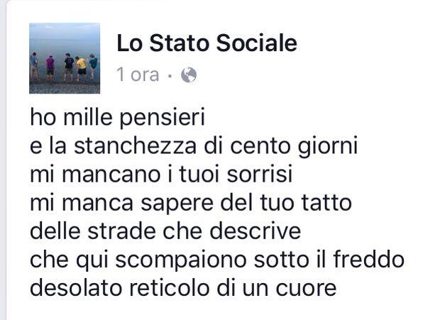 Lo Stato Sociale Citazioni Stato Sociale