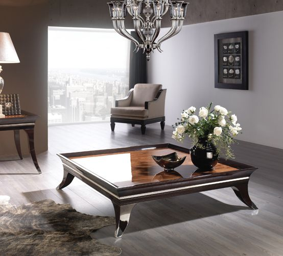 Elegant setting, using furniture & lighting pieces from our Gallery collection. Mariner Luxury Furniture