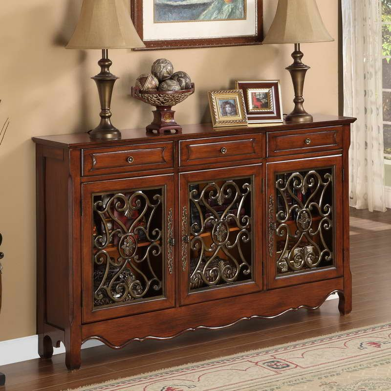 Entryway Storage Cabinet With Decorative Lighting Clic Love It