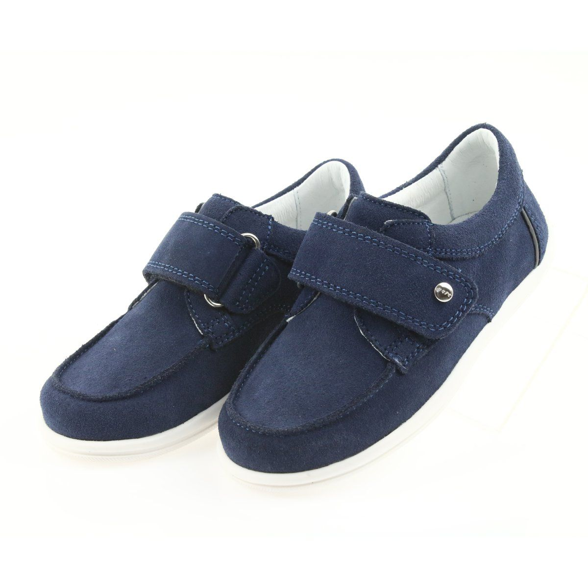 Bartek Boys Casual Shoes 55599 Grenade Navy Boys Casual Shoes Childrens Shoes Kid Shoes