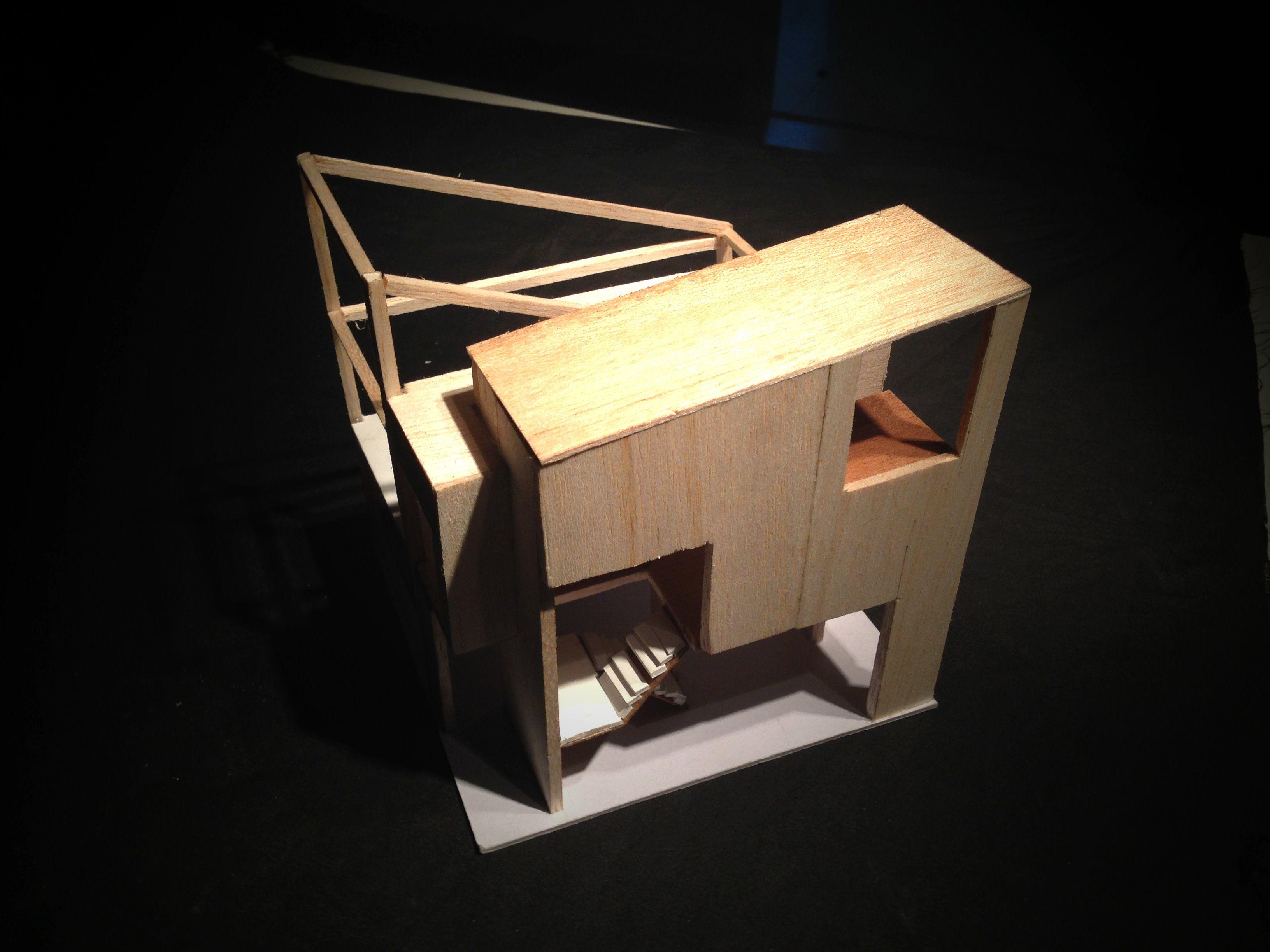 Final Project Fundandamental of Architectural Design 2015  By: Mauricio Vasco