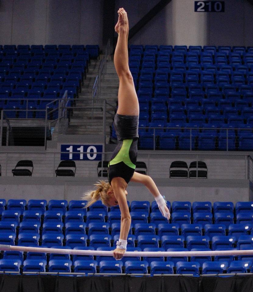 Athletics Gymnastics Strength: Beauty, Power, Grace, Strength