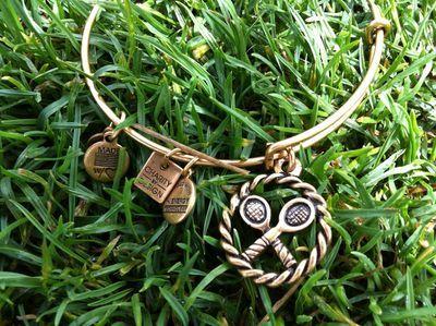 Alex And Ani Tennis Bracelet Tennis Jewelry Pinterest