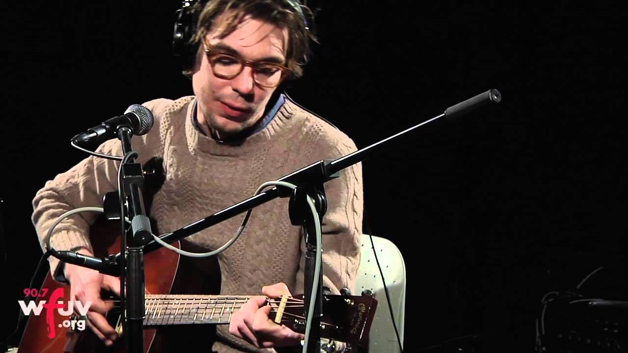 "Justin Townes Earle - ""Memphis in the Rain"" (Live at WFUV)"