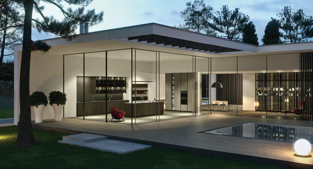 Arrital produce cucine moderne di design. Vedi il sistema ...