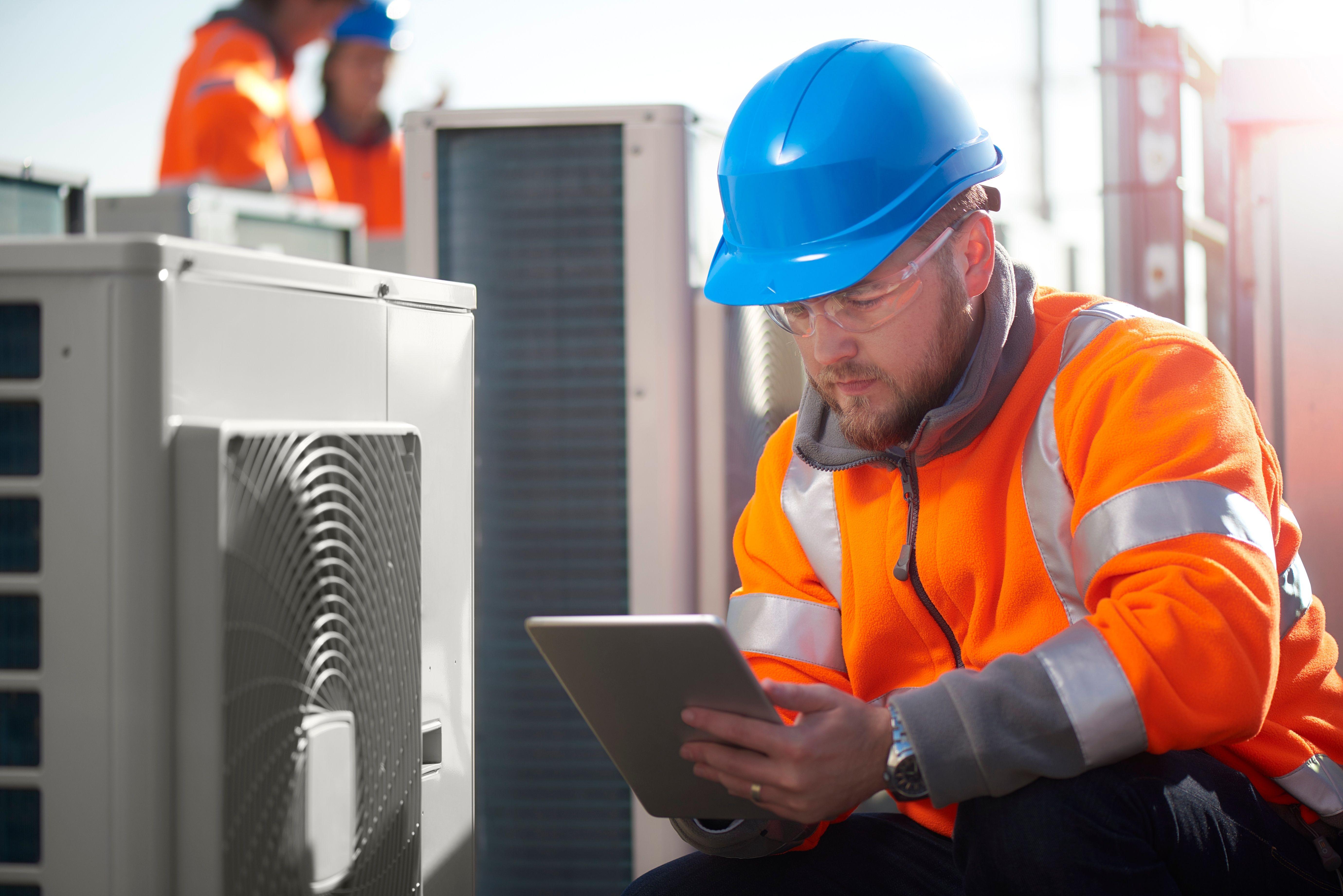 Trouble Shooting Repair Air Conditioning Maintenance Air