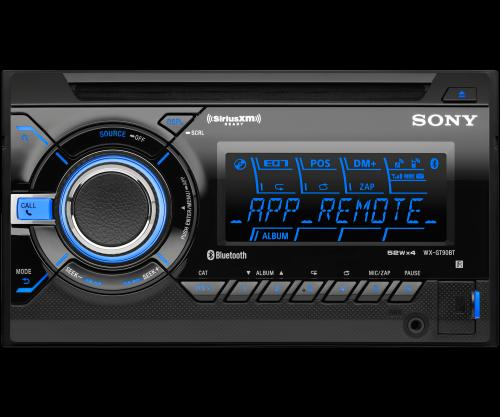 Bluetooth Receiver with App Remote Control WXGT90BT