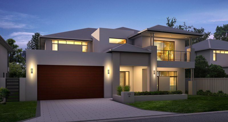 Waterview Metro by Great Living Homes New Modern home ...