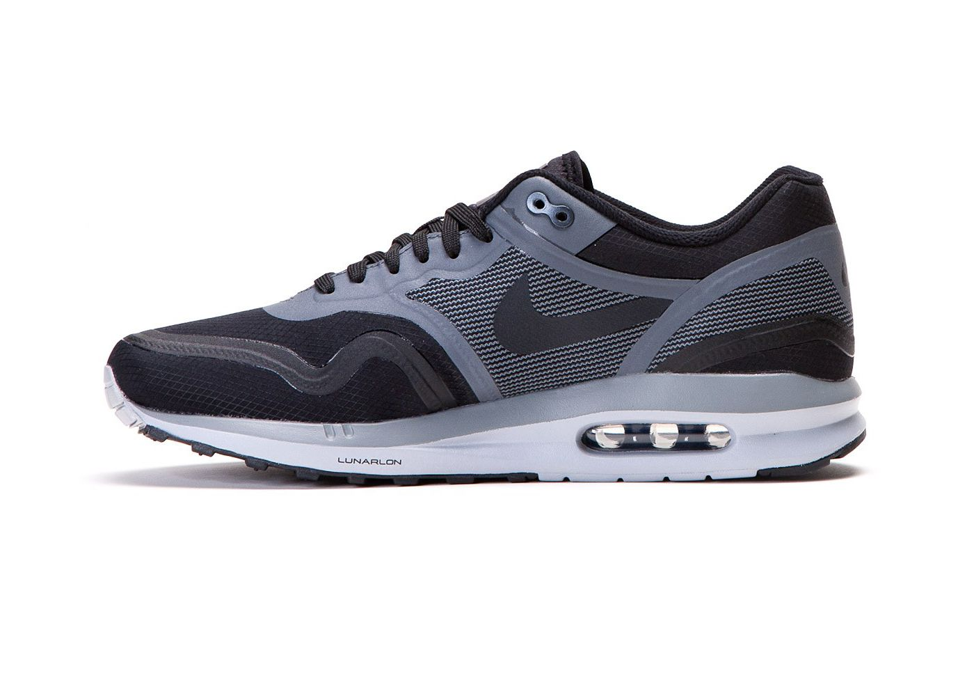 Nike Air Max Lunar 1 WR - Black / Grey