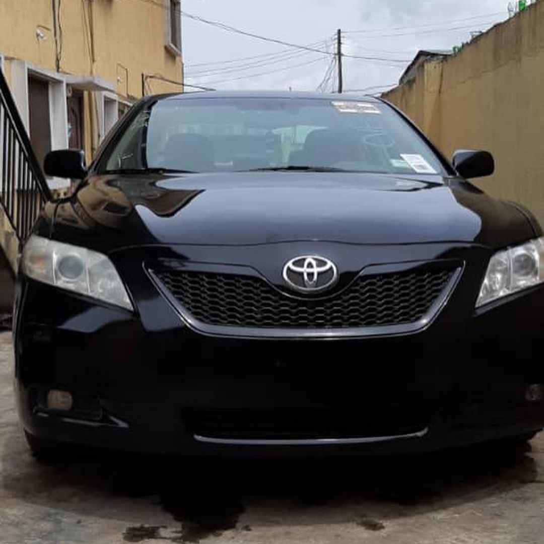 This Toks 2007 Toyota Camry LE, comes with all features available in an XLE, it's equipped with a powerful V6 Engine, Convertible Touch screen display for Audio, DVD and Nav, Thumbstart, Keyless entry.. etc.. This is a value for money and available at a super discounted  2.5m only. Call 08026306666 or 08030413138 for more details   camry  toyota  sales  linkedin  connection  discount   call  display  powerful  audio  le  super  internet   nav  all  everyone  today  facebook  instagram  twitter #touchscreendisplay