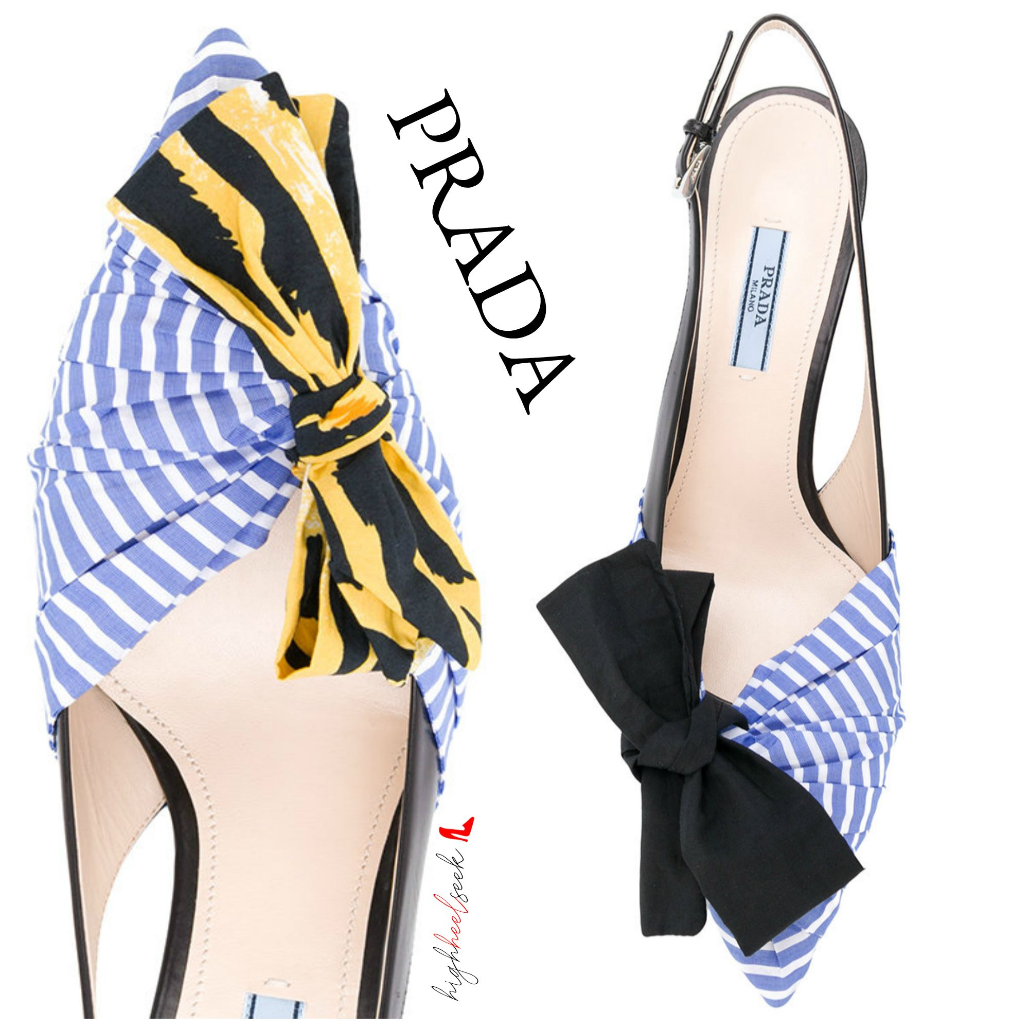 Account Suspended Prada Shoes Bow Pumps Kitten Heel Pumps