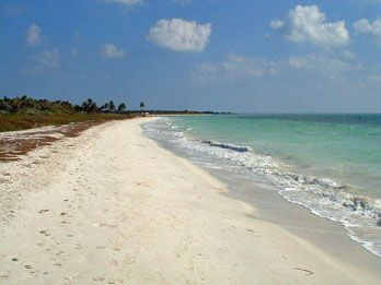 You been to the Florida Keys yet? It's one of our top seasonal camping and RVing destinations... some of the best beaches in the keys are to be found at Bahia Honda State Park