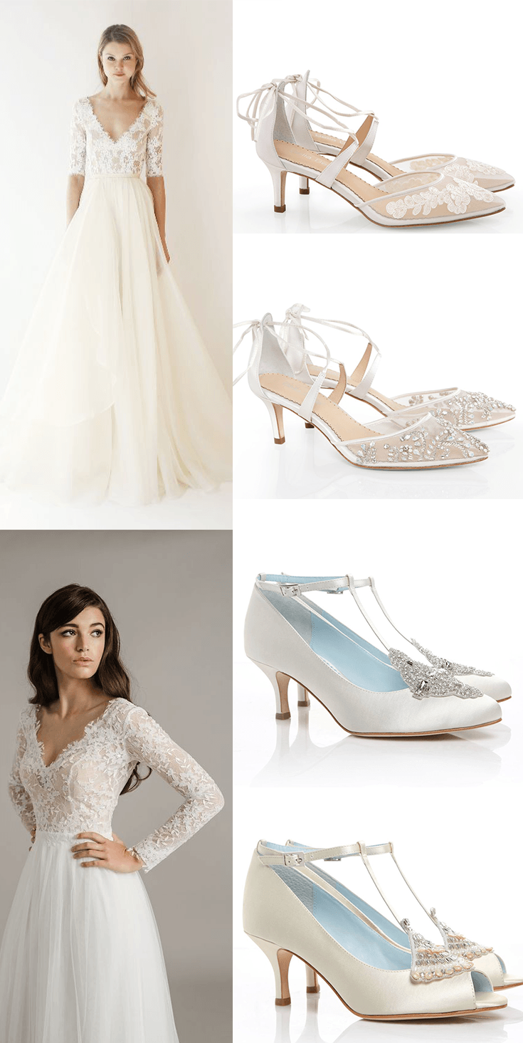 When It Comes To Finding Your Perfect Fall Winter Wedding Dress