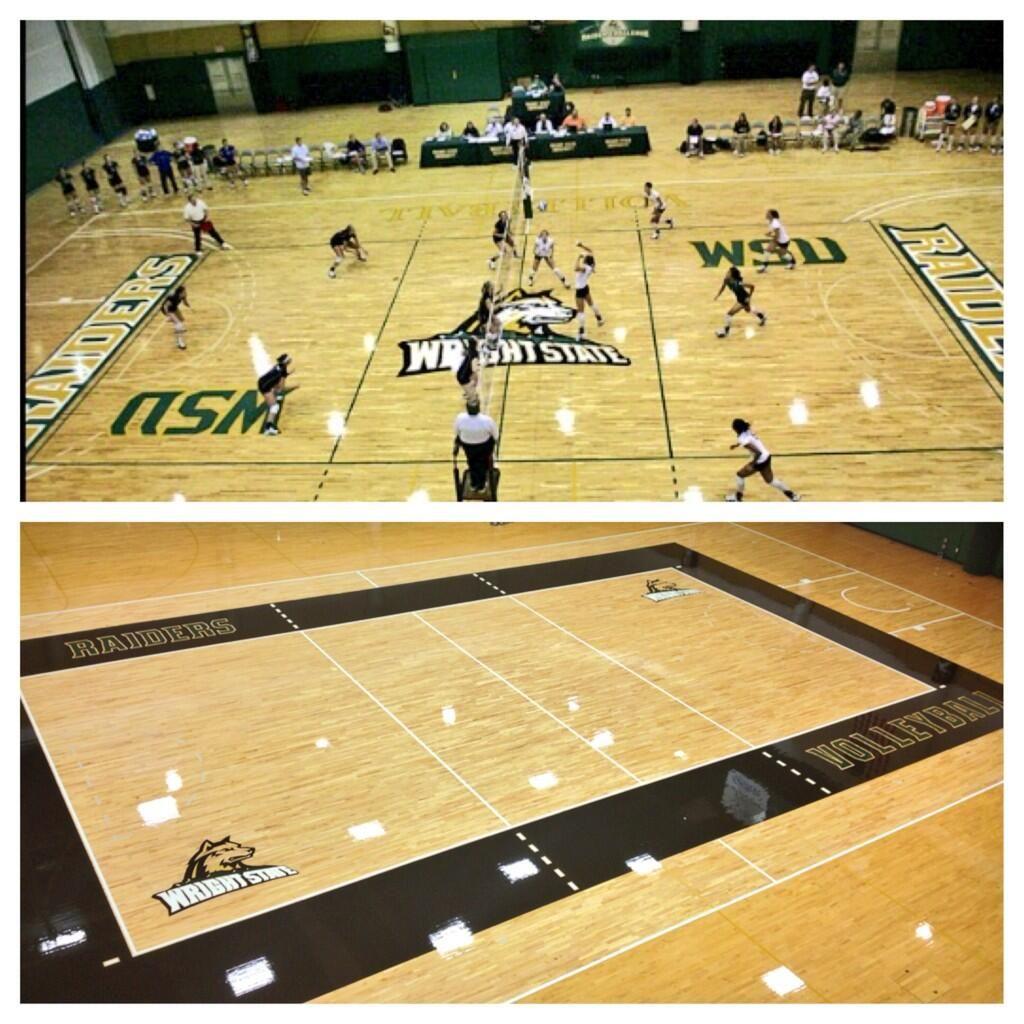 Wright State Volleyball On Avec Images Ma Maison De Reve Maison Reve