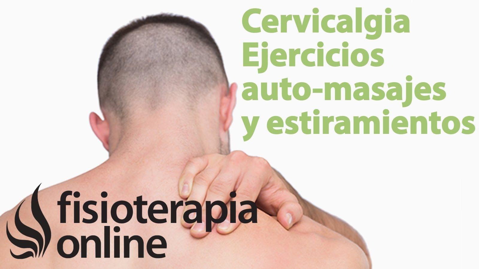 dolor de cuello tratamiento