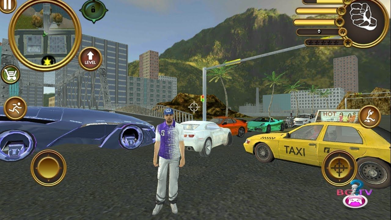 ALL CAR Miami Crime Police (by Naxeex LLC) Android