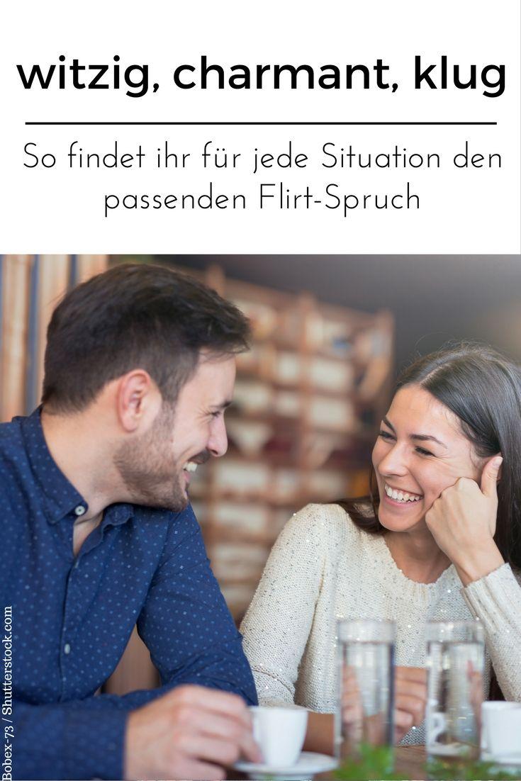 Diese Flirt Sprüche Wirken Garantiert