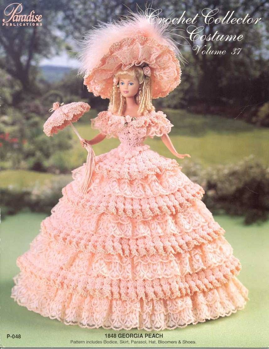 85 barbie fashion doll dress crochet pattern in pdf by vandihand barbie fashion doll dress crochet pattern in pdf by vandihand on etsy bankloansurffo Image collections