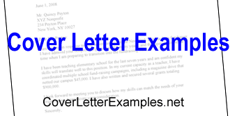 Free Printables Sample Cover Letters  Resume Cover Letters