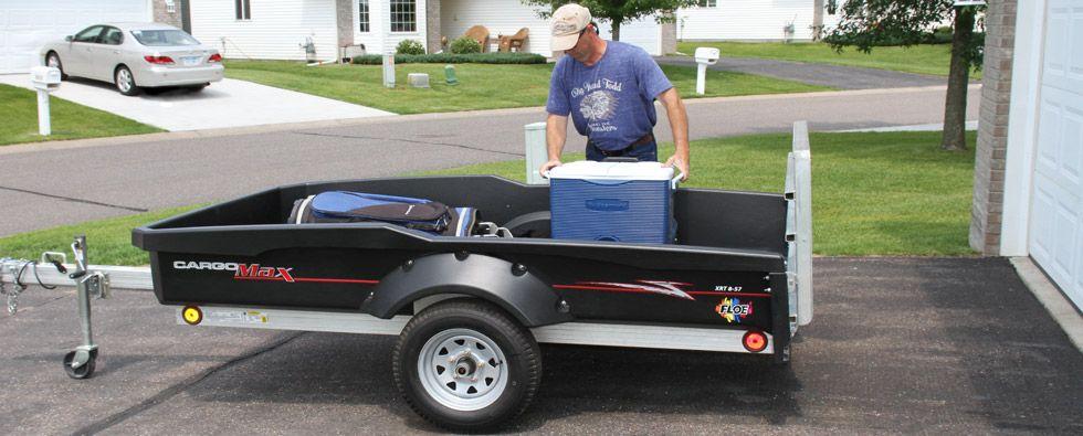 Aluminum Utility & ATV Trailers Utility trailer