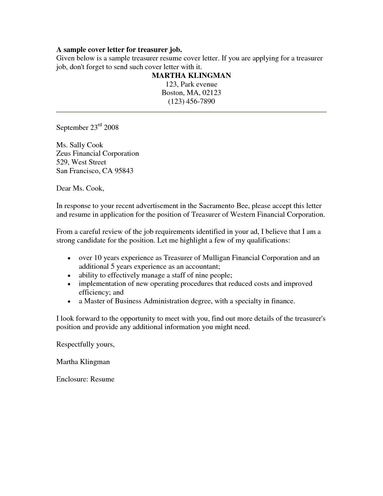 Business Covering Letter Format 28 Images Sle Business Cover Letter