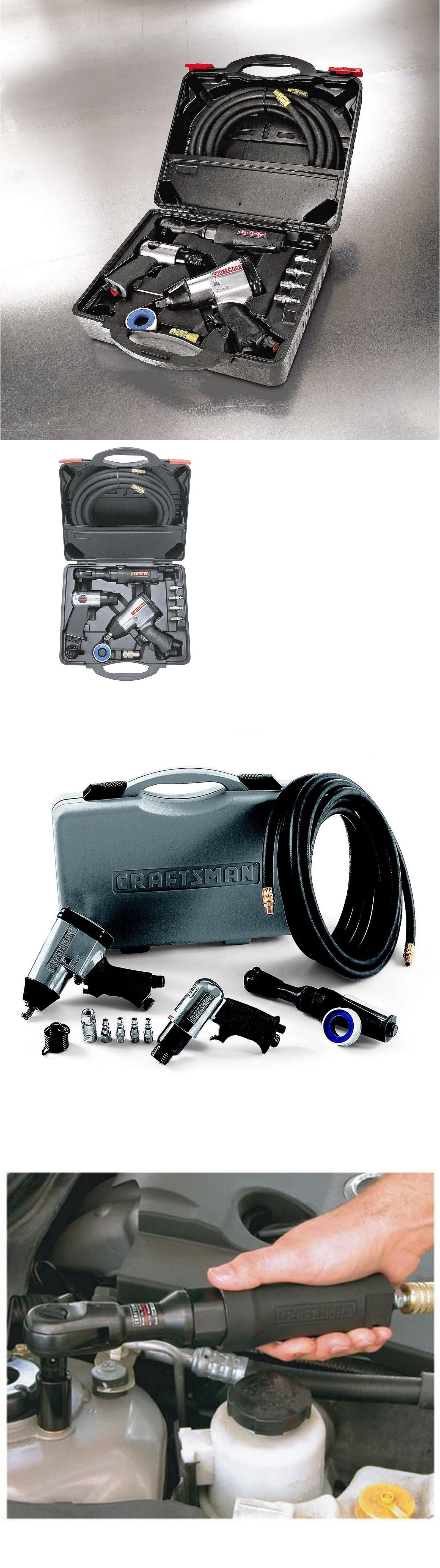 Air Tool Sets 159927 New Craftsman 10 Pc. Air Tool Set