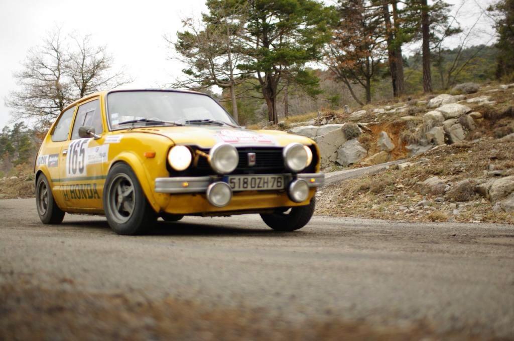 Honda cvcc civic rally car foreign sports cars for Honda civic rally car