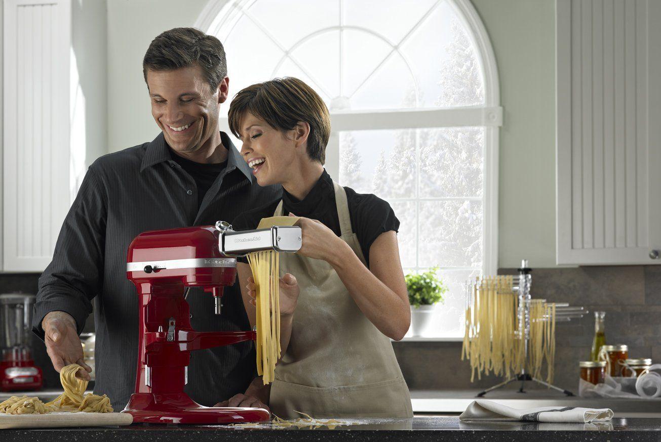 Amazon Com Kitchenaid Kpra Pasta Roller Attachment For Stand